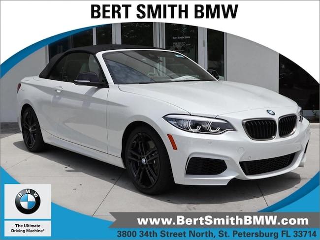 2020 BMW 2 Series M240i Convertible WBA2N1C01L7D82014 in Saint Petersburg