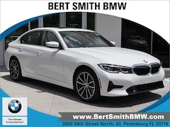 New 2019 BMW 3 Series 330i Sedan WBA5R1C51KAK11811 for Sale in Saint Petersburg, FL