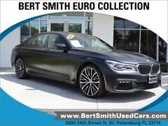 2018 BMW 7 Series 750i Sedan WBA7F0C56JGM23501 for Sale in St. Petersburg, FL