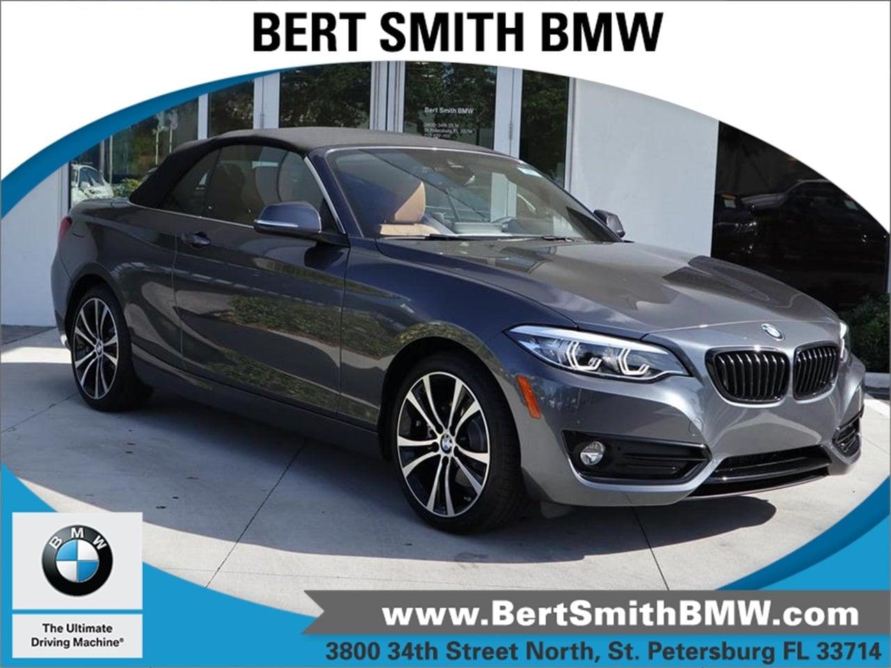 2020 BMW 2 Series 230i Convertible WBA2M7C0XL7D74256