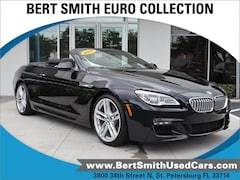 2017 BMW 6 Series 650i Convertible WBA6F5C58HD996940 for Sale in St. Petersburg, FL