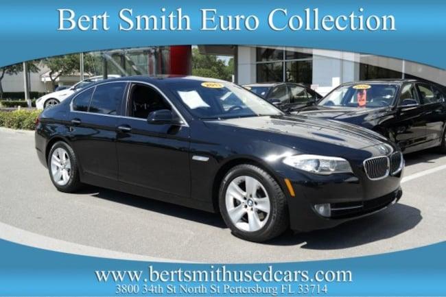 2013 BMW 5 Series 528i Sedan