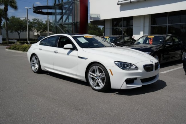 2014 BMW 6 Series 640i Gran Coupe