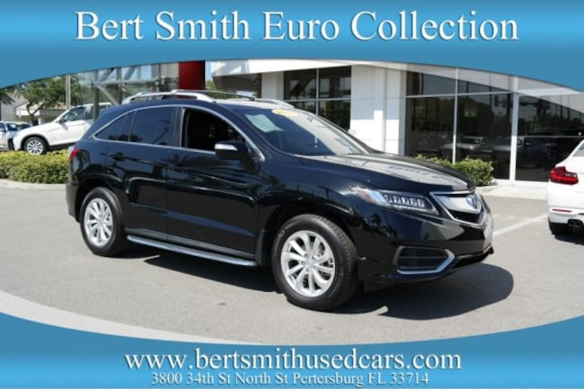 used 2016 acura rdx for sale in saint petersburg fl tampa