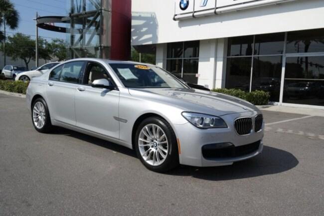 2014 BMW 7 Series 740i Sedan