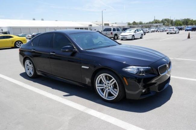 2014 BMW 5 Series 535i Sedan