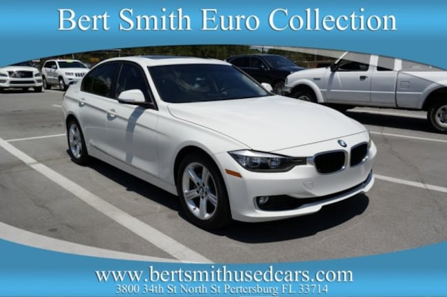 Used 2013 BMW 3 Series 328i Sedan Saint Petersburg
