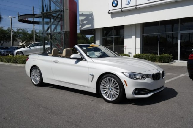 2014 BMW 4 Series 428i Convertible
