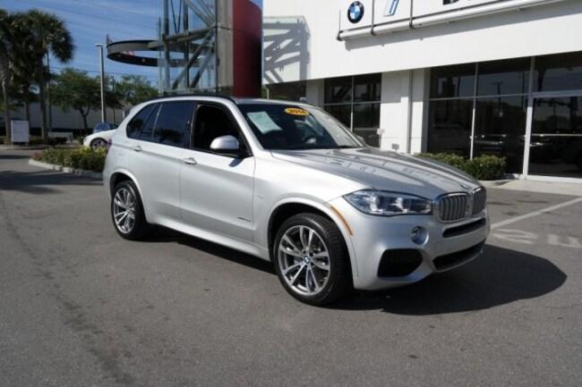 2014 BMW X5 xDrive50i SAV
