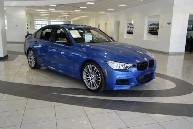 2014 BMW 3 Series 335i Sedan