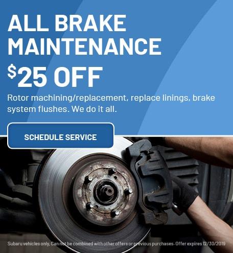All Brake Maintenance