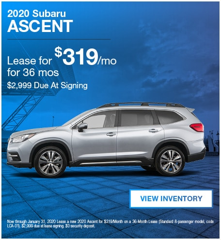 January 2020 Ascent Lease