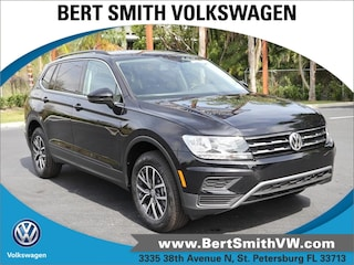 New 2019 Volkswagen Tiguan SE 2.0T SE FWD in St. Petersburg near Tampa