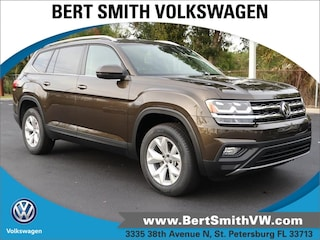 New 2019 Volkswagen Atlas 3.6L V6 SE 3.6L V6 SE FWD in St. Petersburg, FL