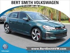 New 2019 Volkswagen Golf GTI SE 2.0T SE Manual in St. Petersburg near Tampa