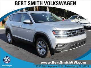 New 2019 Volkswagen Atlas 3.6L V6 SE w/Technology 3.6L V6 SE w/Technology FWD in St. Petersburg, FL