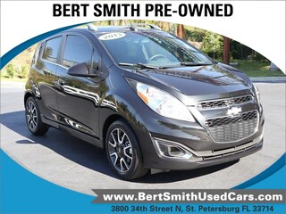 Used 2013 Chevrolet Spark LT HB Auto LT w/2LT KL8CF6S9XDC506989 for Sale in St. Petersburg, FL