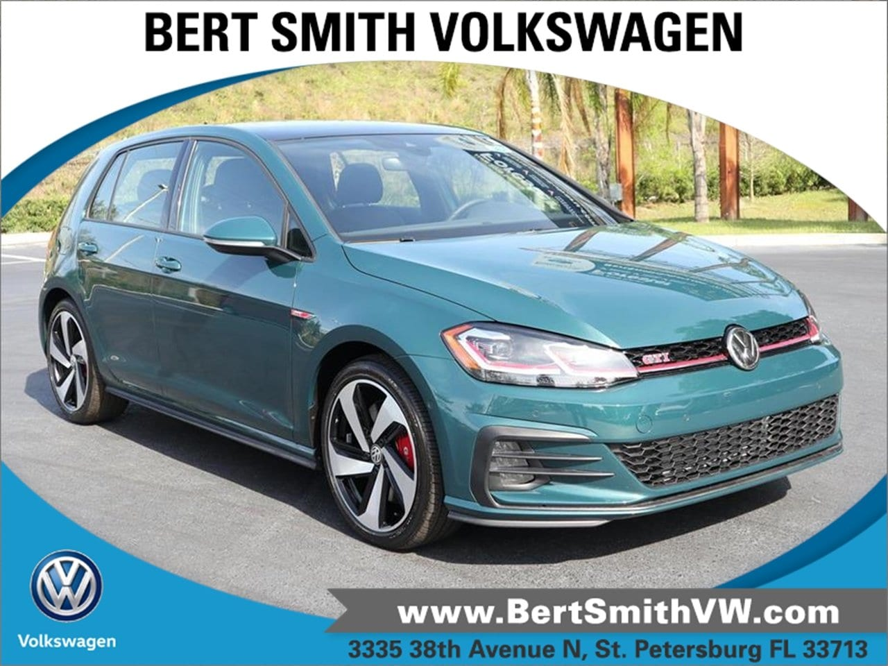 2019 Volkswagen Golf GTI 2.0T Autobahn DSG