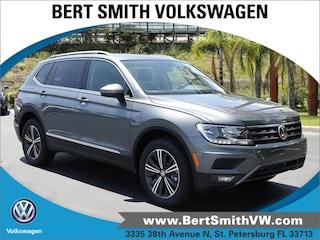 2019 Volkswagen Tiguan SEL 2.0T SEL FWD