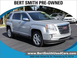 Used 2017 GMC Terrain SLT SUV in St. Petersburg, FL