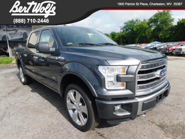 2016 Ford F-150 Limited Truck