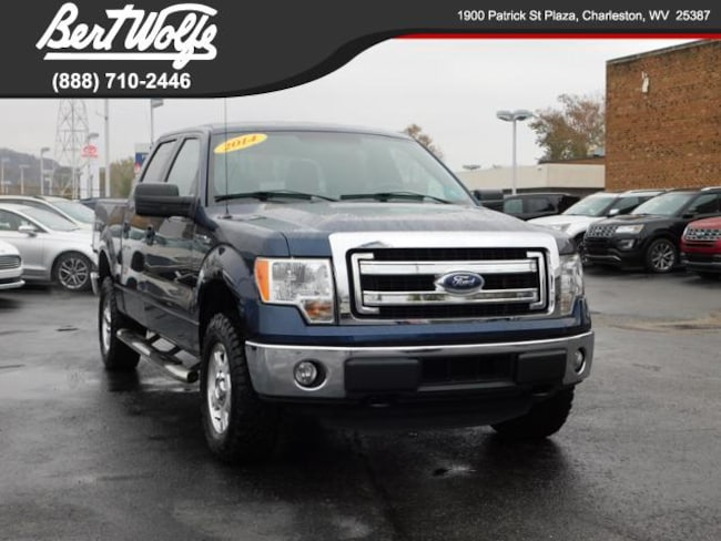 2014 Ford F-150 4WD Supercrew Crew Cab Short Bed Truck
