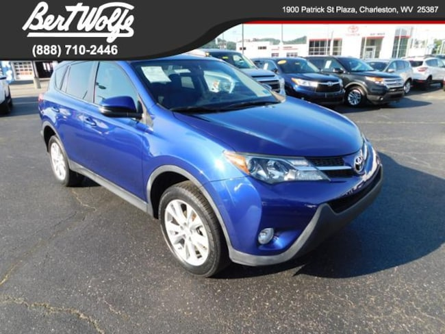 2014 Toyota RAV4 Limited SUV