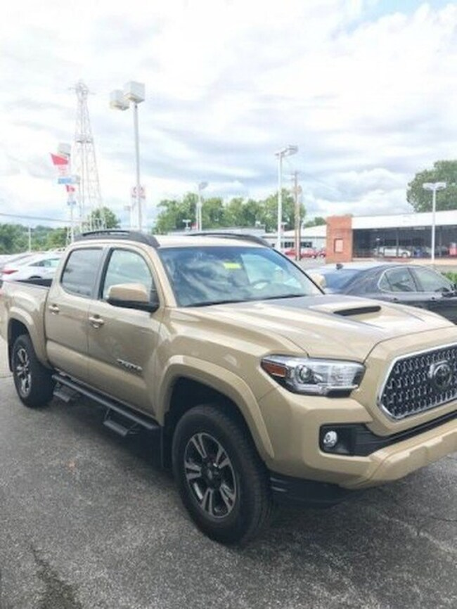new 2018 toyota tacoma for sale charleston wv. Black Bedroom Furniture Sets. Home Design Ideas