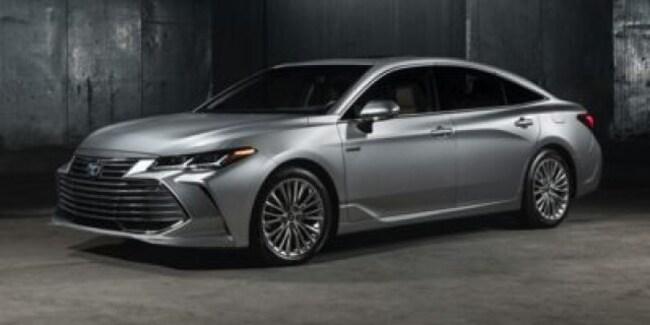 2019 Toyota Avalon Hybrid Limited Sedan