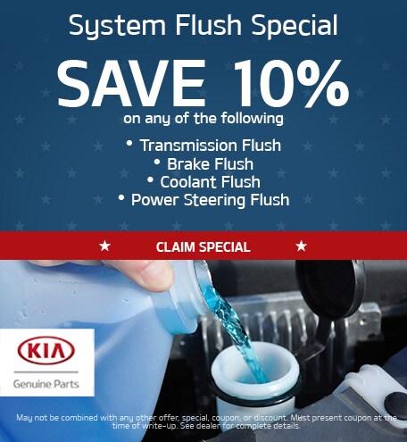 Save 10% on Any Full System Flush