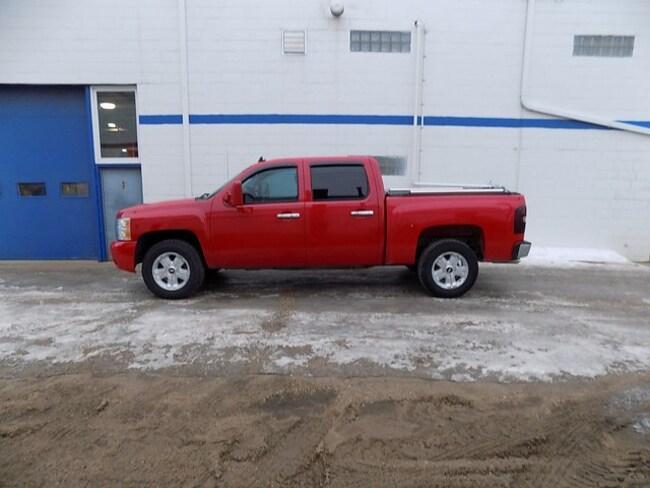 2010 Chevrolet Silverado 1500 LT Truck Crew Cab