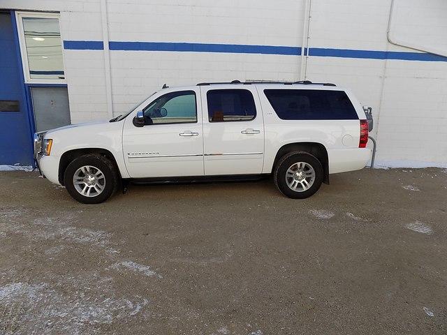 2009 Chevrolet Suburban 1500 LTZ SUV