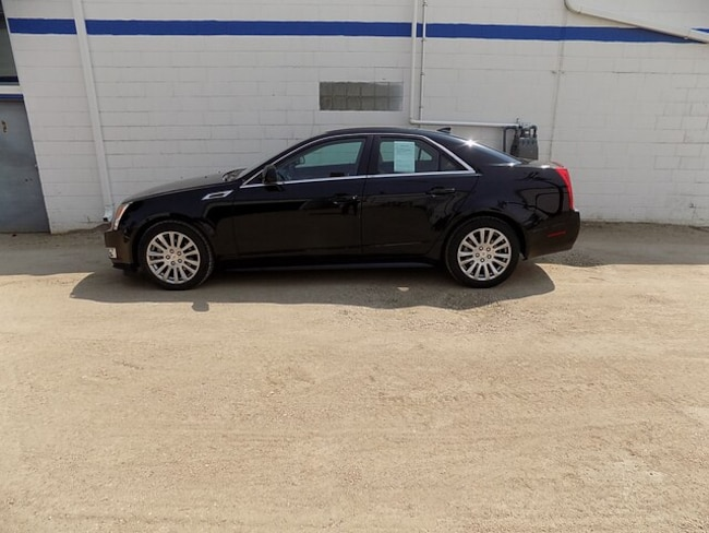 Used 2013 CADILLAC CTS For Sale at Bessette Motors | VIN