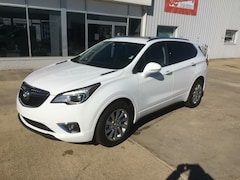 New 2019 Buick Envision Essence SUV LRBFXCSA9KD017533 for Sale in Elkhart IN