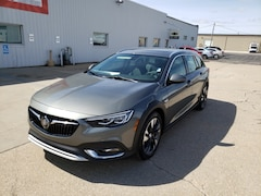 New 2019 Buick Regal TourX Essence Wagon W04GV8SX8K1033117 for Sale in Elkhart IN
