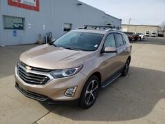 New 2019 Chevrolet Equinox LT w/2LT SUV 2GNAXVEX8K6220507 for Sale in Elkhart IN