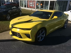 New 2018 Chevrolet Camaro 2SS Coupe 1G1FG1R79J0133233 for Sale in Elkhart IN