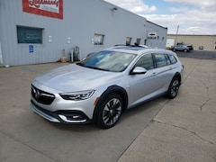 New 2019 Buick Regal TourX Essence Wagon W04GV8SX6K1017594 for Sale in Elkhart IN
