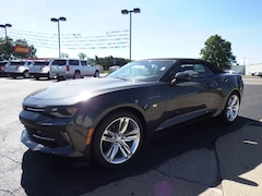 New 2017 Chevrolet Camaro 1LS Convertible 1G1FA3DS8H0122002 for Sale in Elkhart IN