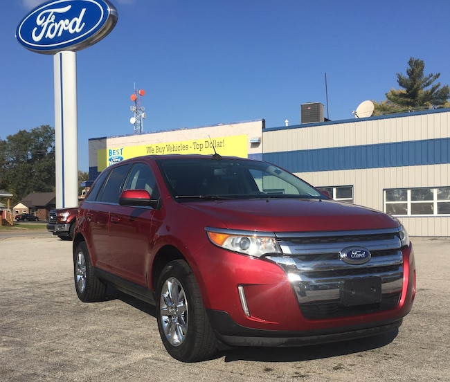 Used 2013 Ford Edge Limited FWD Limited FWD Knox, IN