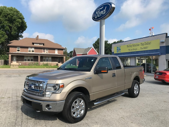 Used 2014 Ford F-150 Extended Cab Truck Knox, IN