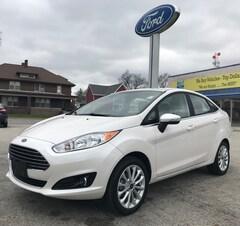 2017 Ford Fiesta Titanium Sedan