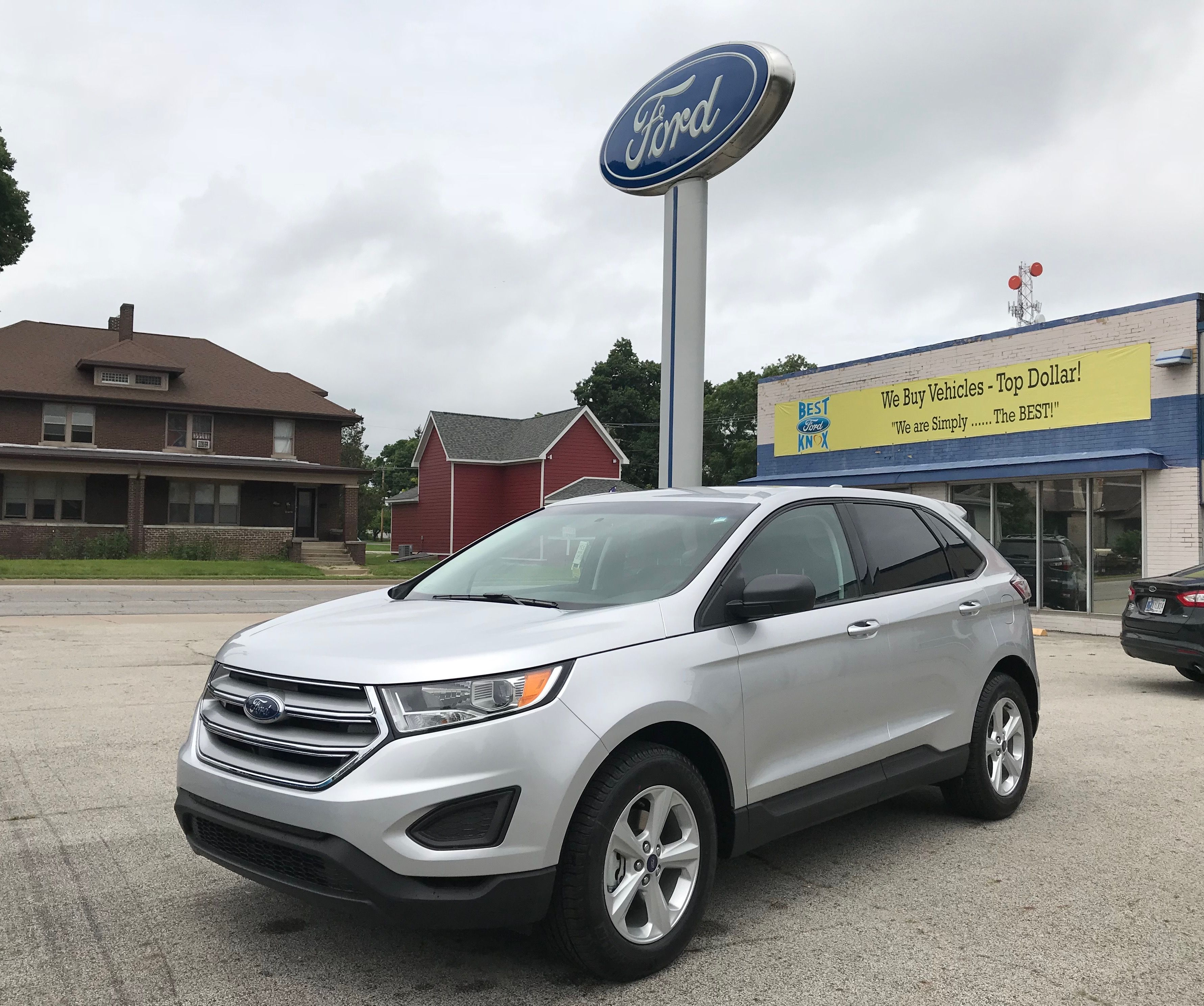 2018 Ford Edge SE FWD Crossover
