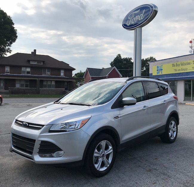 Used 2016 Ford Escape SE FWD  SE Knox, IN