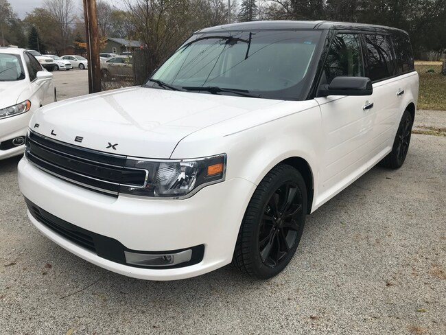Used 2016 Ford Flex SEL SUV Knox, IN