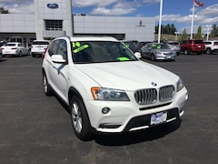 Used 2014 BMW X3 Xdrive28i SUV For Sale in Nashua