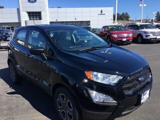 2019 Ford EcoSport S Sport Utility Nashua, NH