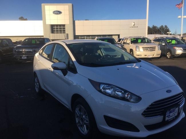 2019 Ford Fiesta SE 4dr Car