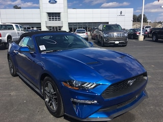 2018 Ford Mustang Ecoboost Premium Convertible Nashua, NH