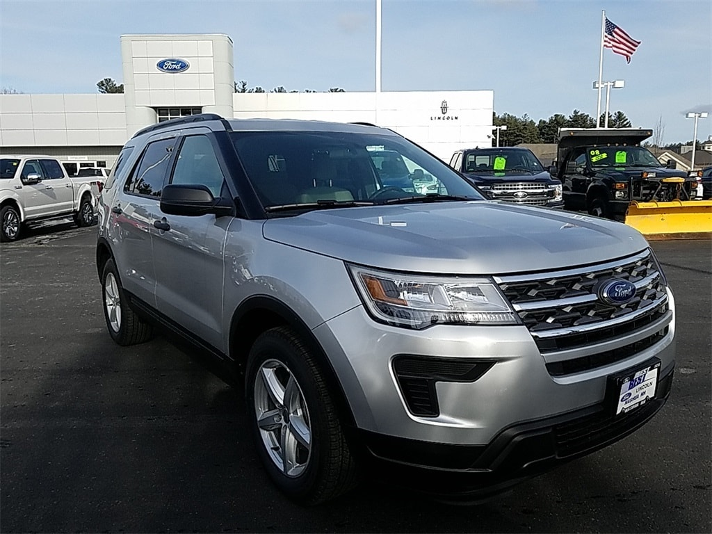 2019 Ford Explorer Base Sport Utility For Sale in Nashua, NH